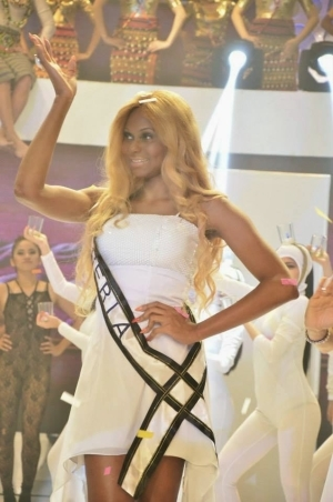 Nigerian Ms Sahhara Wins World Transgender Pageant (Photos)